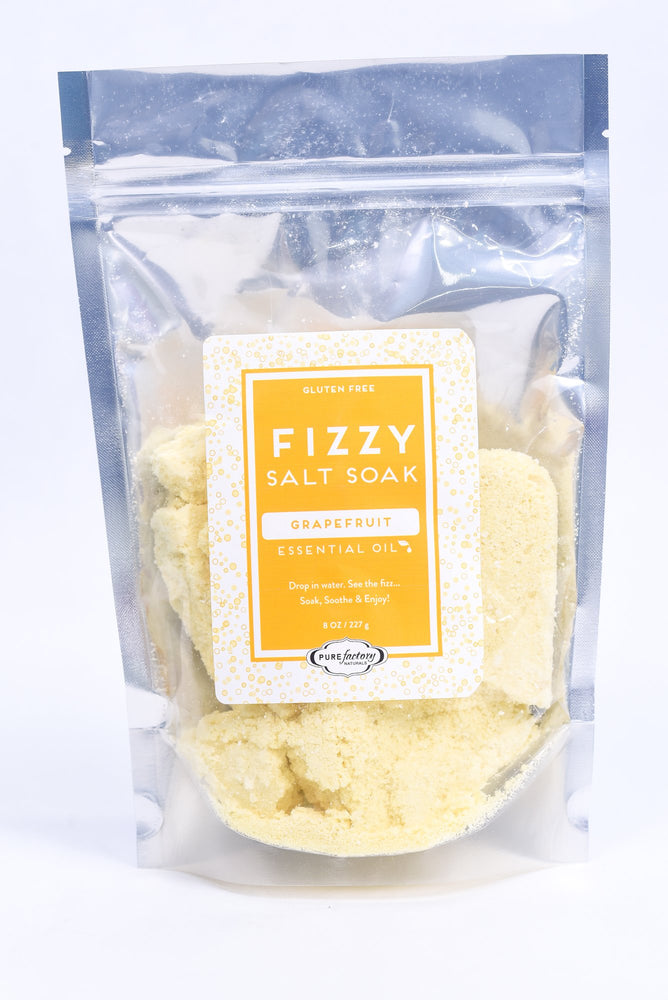 Fizzy Salt Soak - Grapefruit - BTY116