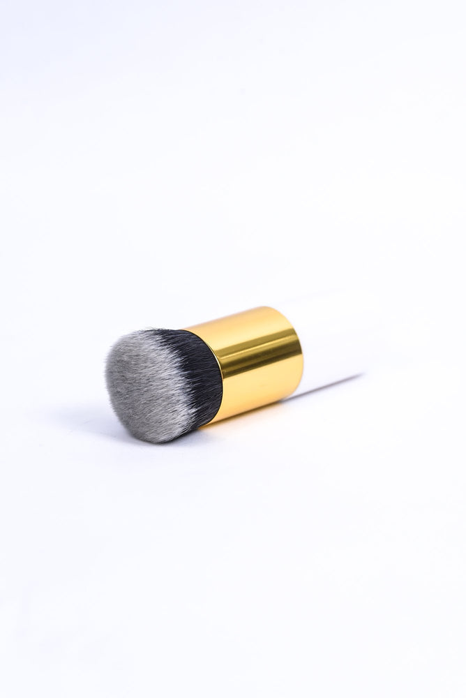 Single Foundation Brush - BRS10WH