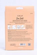 Sea Salt Moisturizing Foot Mask - BTY168