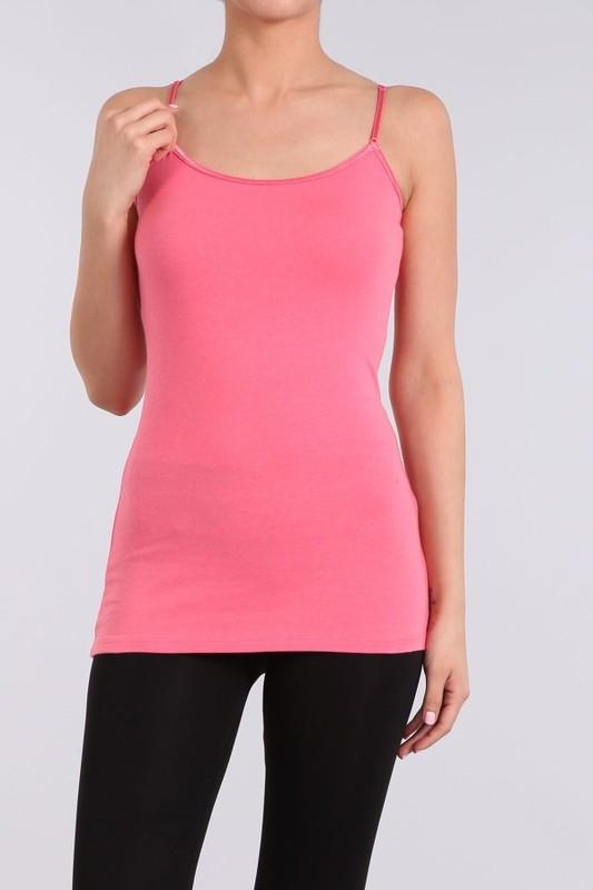 Melon Tunic Cami - CAM445ME-Tee for the Soul