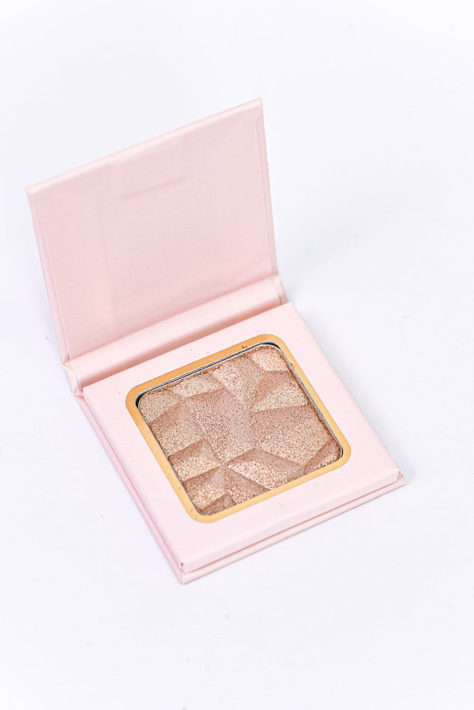 'Aurora' Champagne Pearl Diamond Glow Highlighter 05 - LUX020