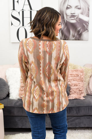 Soft On You (Sizes 12-18) - Brown - EB584BR