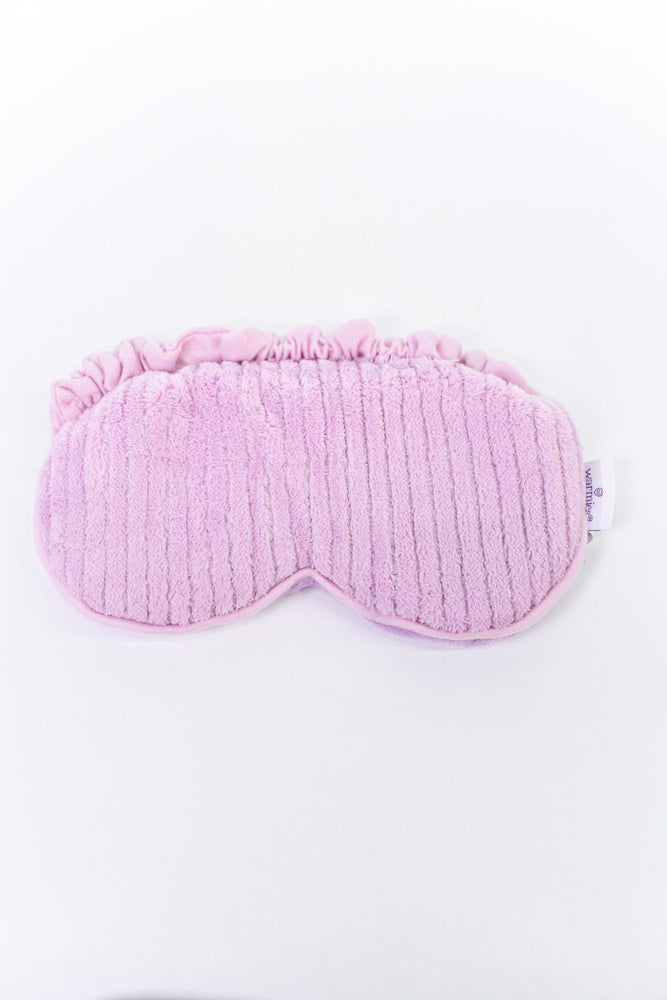 Lavender Fuzzy Therapeutic Eye Mask - BTY052LV