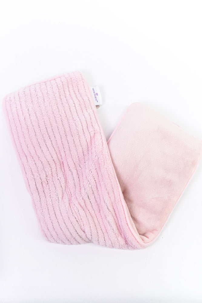 Pink Fuzzy Microwavable Neck Wrap - BTY048PK