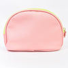 Light Pink/Neon Green Makeup Bag - MUB939LPK
