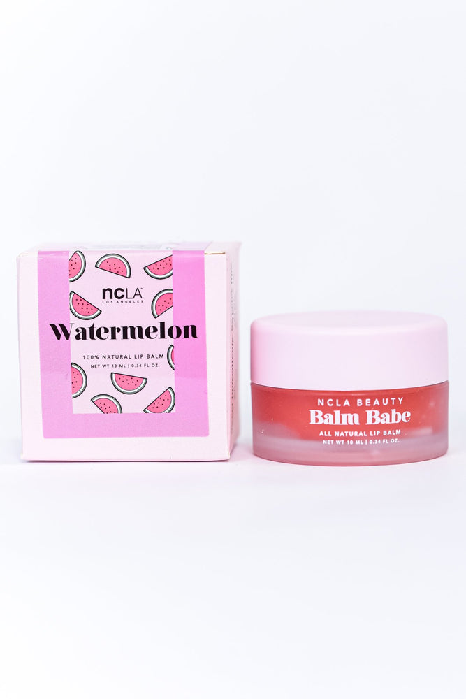Balm Babe Watermelon Lip Balm - BTY066