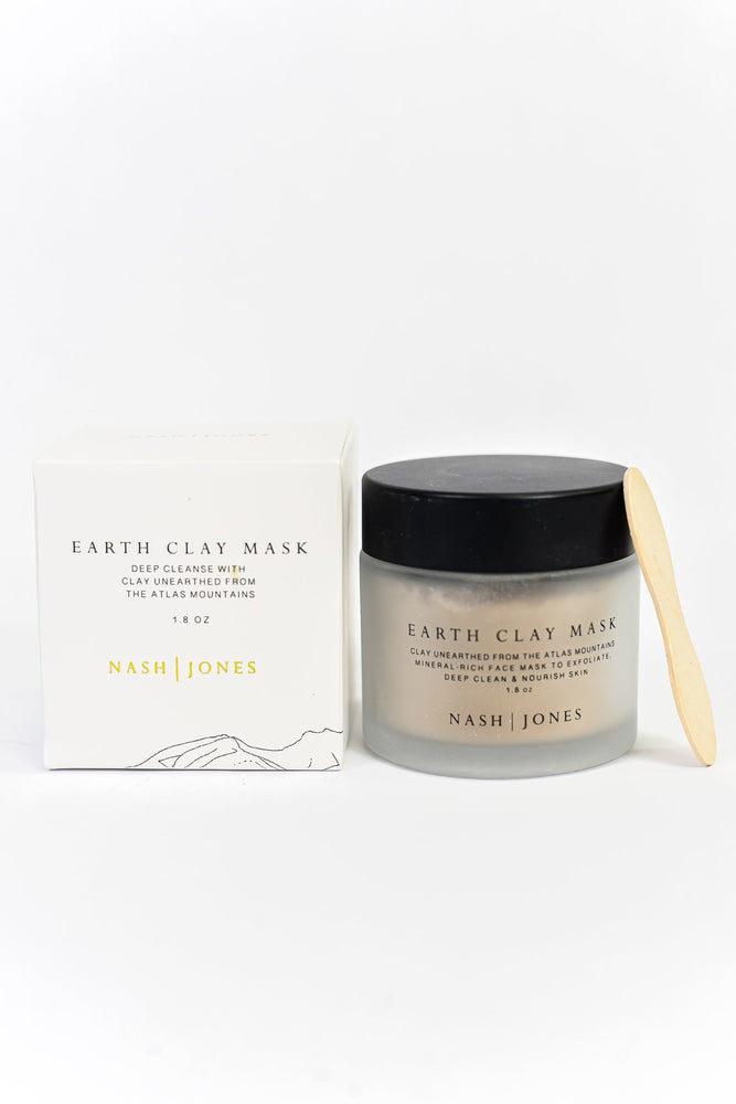 Earth Clay Mask - BTY136