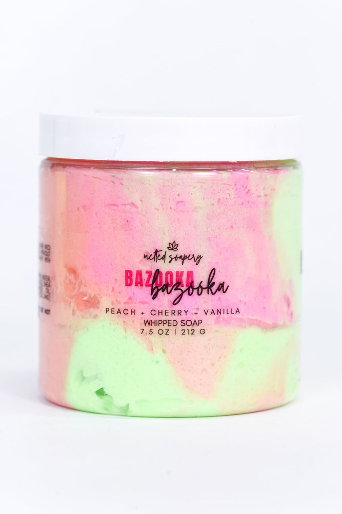 Bazooka Whipped Soap - BTY211