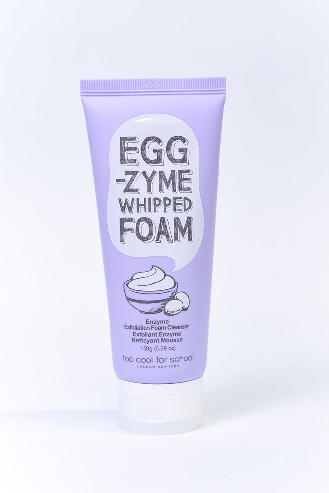Egg-zyme Whipped Foam Cleanser - BTY103