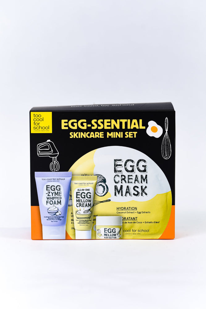 Egg-ssential Skin Care Mini Set - BTY102