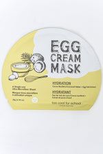 Egg Cream Mask - Hydration - SM045