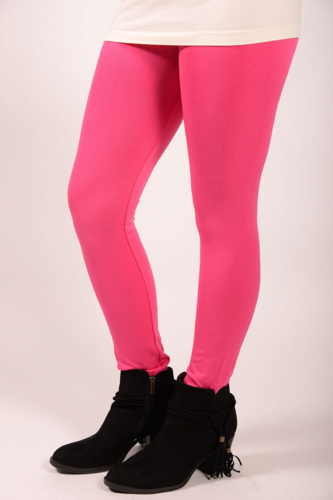 Fleece Leggings (Sizes 4-12)-Tee for the Soul