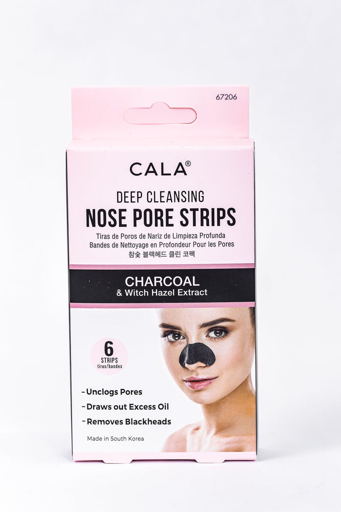 Charcoal Nose Pore Strips - BTY167