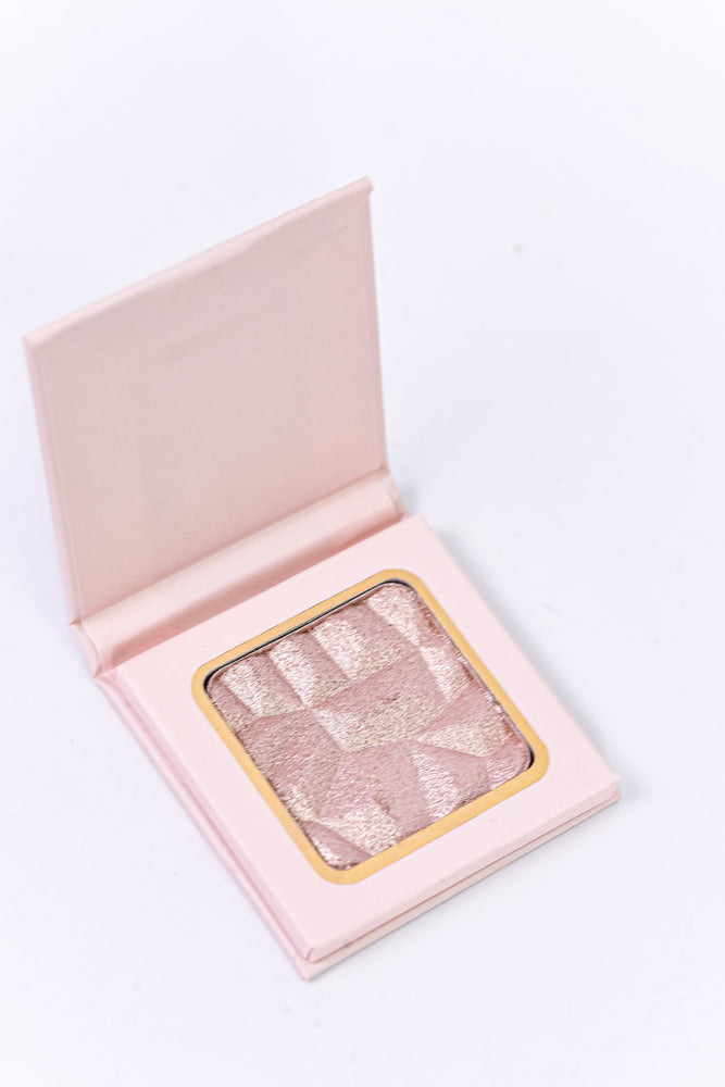 'Lunar' Light Lavender Diamond Glow Highlighter 02 - LUX018