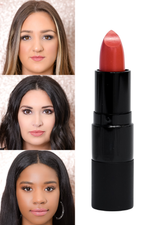 'Allure' Deep Rose Lipstick - P009DRS