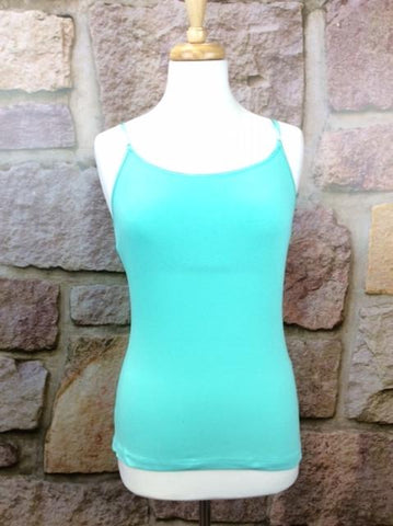 Mint Regular Cami - CAM444MT-Tee for the Soul