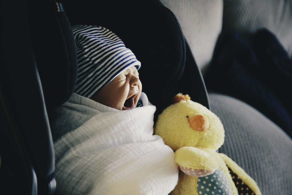 Part Four: How To Recognize Baby's Sleep Cues