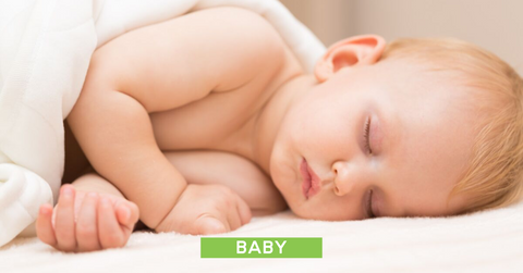 5 Sleeping Tips For Your New Baby