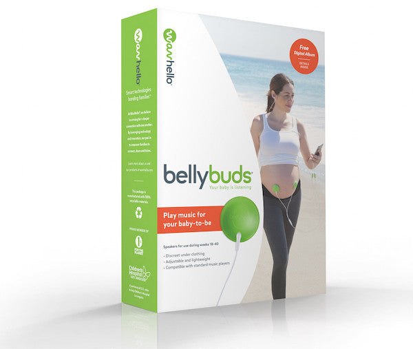 Mommy Guru | BellyBuds are the Perfect Gift for You or Your Next Baby Shower!
