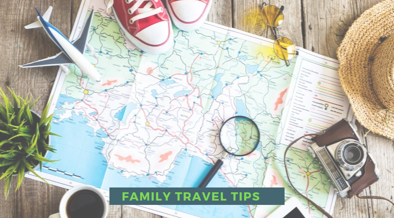 Our Top 5 Traveling Tips for Families