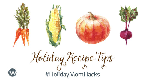 Holiday Mom Hacks | Easy Recipe Tips
