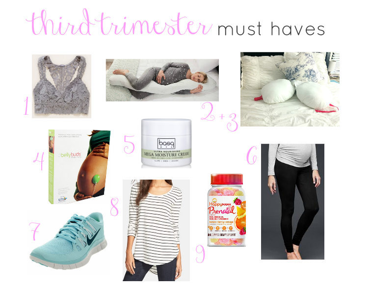 Katie Did What | Third  Trimester Must-haves