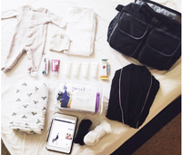 Love Joo Kim | My Hospital  Bag  Packing List