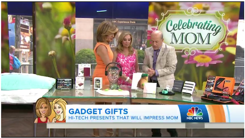 Today Show Showcases BellyBuds®