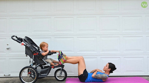 Fitness For Two Part 2: Post Pregnancy Workout