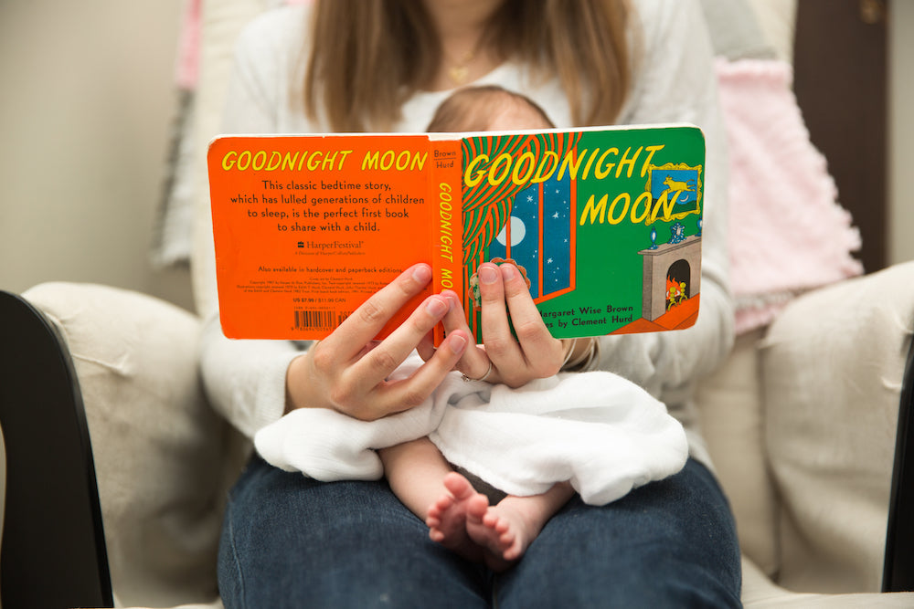 Top 25 Baby Books to Complete Their First Library