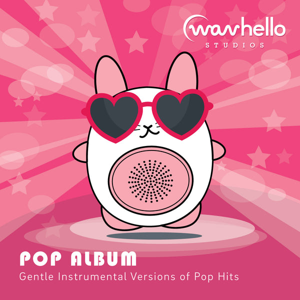 Pop Album (preview the tracks below)