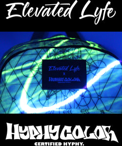 PREORDER Elevated Lyfe x Hyphy Color Hydration Pack (2L) INCLUDES FREE UV Laser Pointer