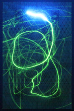 Glow in the Dark Tapestry 2 SIZES Starting at $99 Includes FREE UV LASERS w/ Starry Tip