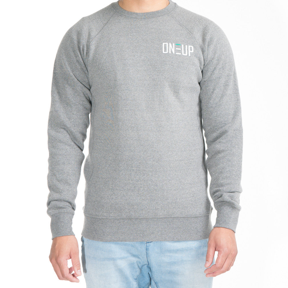 Elements Raglan Crewneck [Gray]