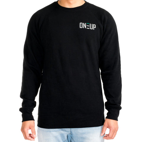 Elements Raglan Crewneck [Black]