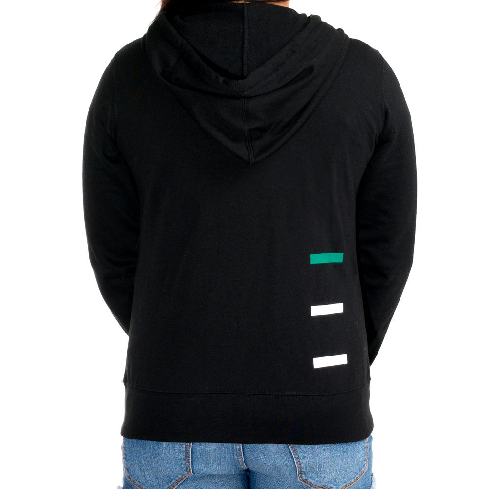 Women's Elements Zip Up [Black]