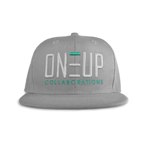 ONEUP Classic Snapback [Gray]