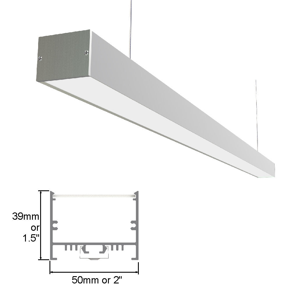 Launch of our very own multi-purpose A35 aluminum LED profile