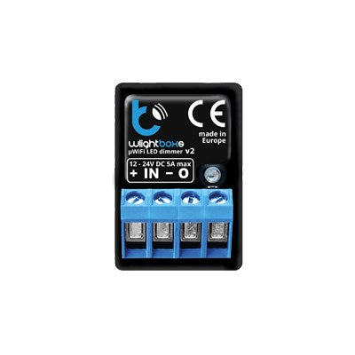 wLightBoxS - Single Channel LED Controller - Wired4Signs USA