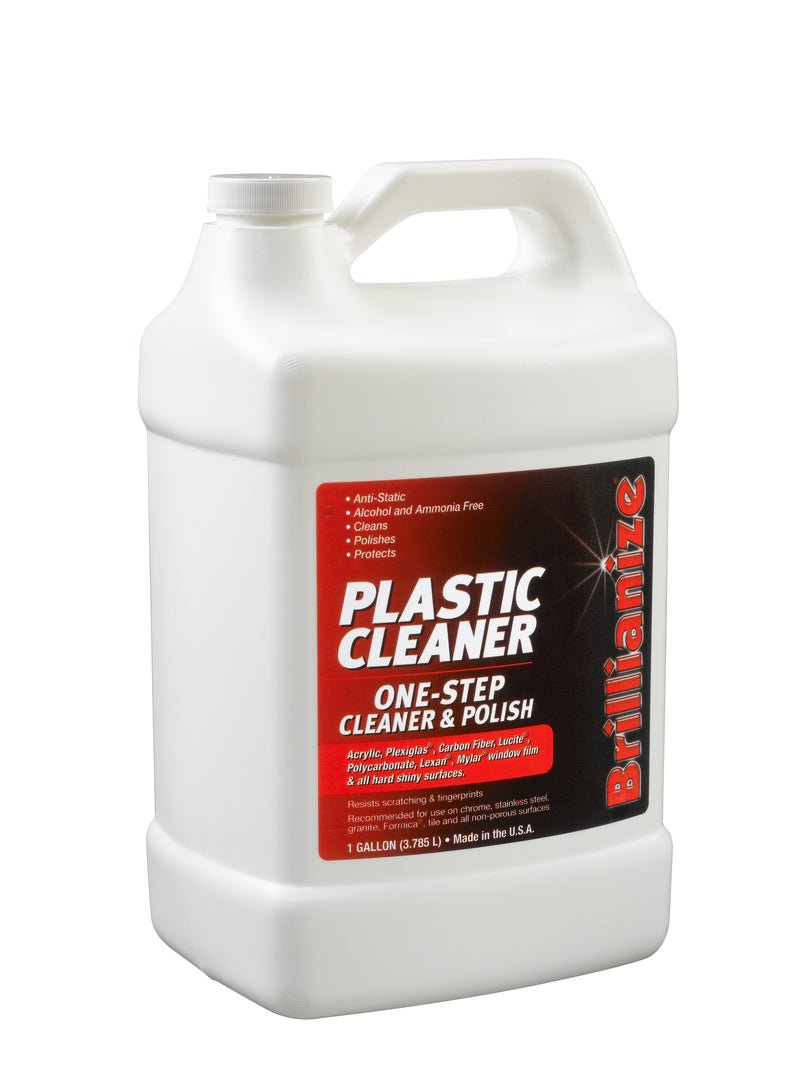 Brillianize - America's #1 Rated Plastic Cleaner & Plastic Polish - Wired4Signs USA