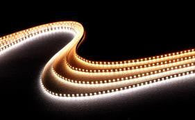Thin LED strip High CRI Epistar SMD 2835 ~ Honey Suckle Series - Wired4Signs USA