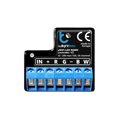 wLightBox ~ Wi-FI RGBW LED Controller - Wired4Signs USA