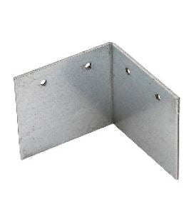 Munich Mini Silver Aluminum 90deg angle bracket - Set of 2| Wired4Signs USA |