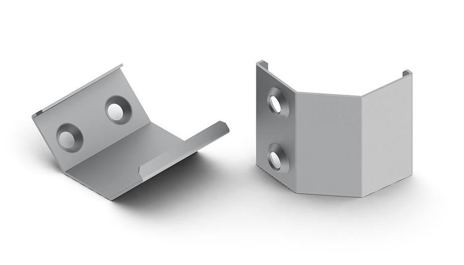Alu-Corner Spring steel mounting bracket for ALU-Corner LED profile (each)| Wired4Signs USA |