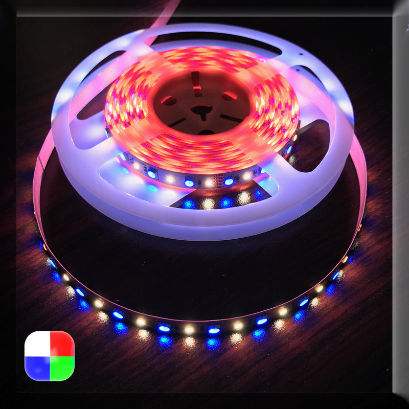 High CRI RGBW LED Strip ~ Iris Series| Wired4Signs USA |