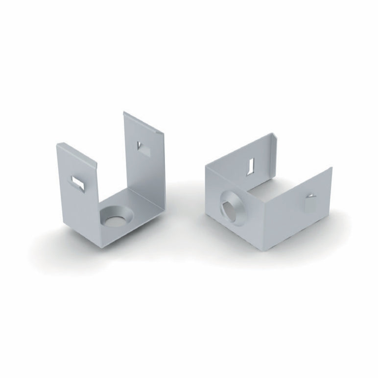 Mounting clips for SL15 FL ~ MC-SL15 FL - Wired4Signs USA