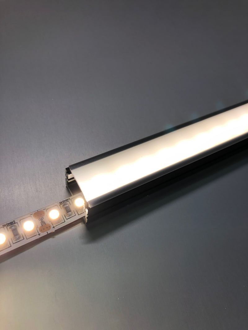 Waterproof LED Channel~Model:- Roma-Profile Easy On IP65 - Wired4Signs USA