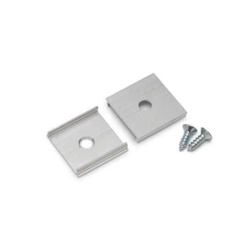 Mounting Clip T (Pair of 2 Clips) - Wired4Signs USA