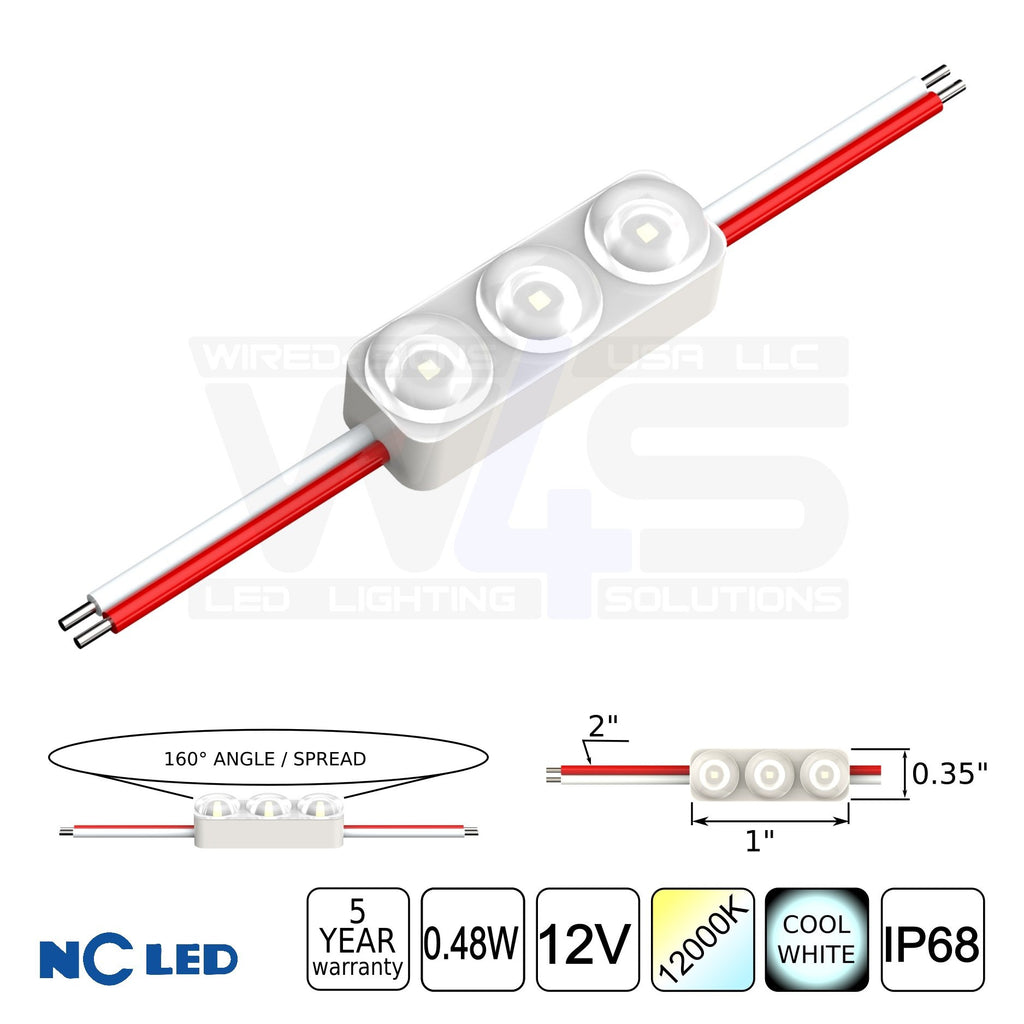 Mini3 160 Mini LED Module ~ Wide Angle Series| Wired4Signs USA |