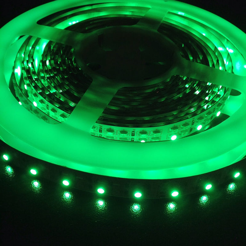 RGBA LED Strip (RGB+Amber) 23w/m 24v| Wired4Signs USA |